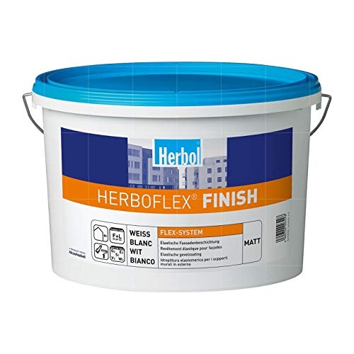 HERBOL HERBOFLEX FINISH - 12.5 LTR (WEISS MATT)