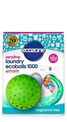 Ecozone - Ecoballs 1000 lavaggi, Formula e Performance migliorata