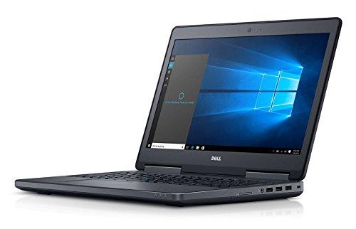 Dell Precision M7510 WorkStation, 15.6inch FHD IPS TouchScreen, Intel Core i7-6920HQ, 32 GB DDR4, 512 GB SSD, Nvidia Quadro M2000M, Windows 10 Pro (Renewed)