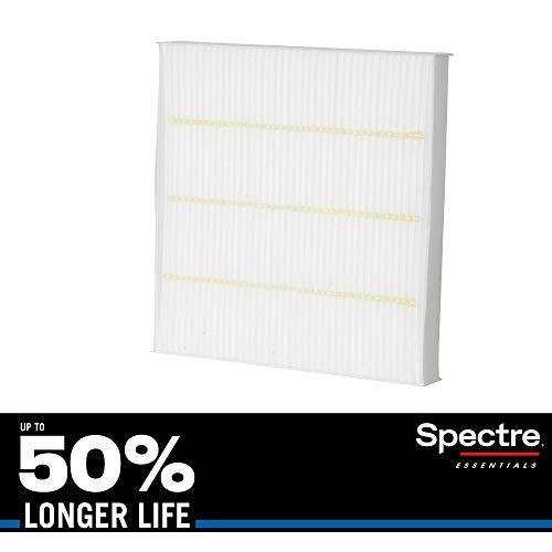 Spectre Essentials Cabin Air Filter: Premium, 50-Percent Longer Life: Fits Select 2009-2021 HONDA (Civic, Clarity, CR-V, Fit, HR-V, Insight, Odyssey, CR-Z), SPC-2033