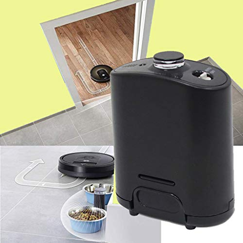 Cheapest Price! giokfine Professional Black Vacuum Virtual Barrier Compact for iRobot Roomba 500 600...