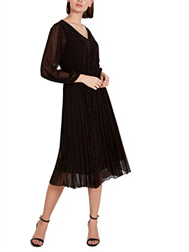LC WAIKIKI Damen Chiffon-Kleid Gemustert