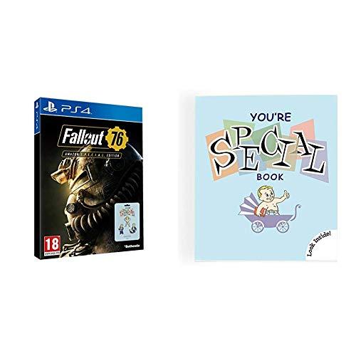 Fallout 76 Amazon S.P.E.C.I.A.L. Edition + Fallout - You're Special - Set de pins parciales