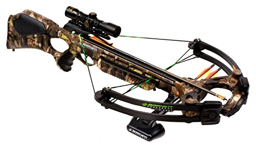BARNETT Penetrator Crossbow Package (Quiver,...