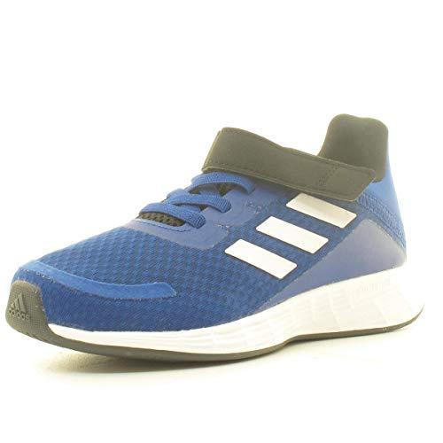 adidas Duramo SL C Sneaker, Azurea/Ftwbla/Negbás, 28 EU