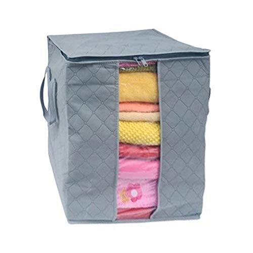 Guangcailun Bboo Charcoal Big Storage Bag Kleding Bedding Set Kussens organisator, niet geweven Organizer Box Non Woven…