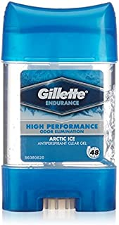 Gillette Arctic Ice APD Clear Gel Stick, 70 ml