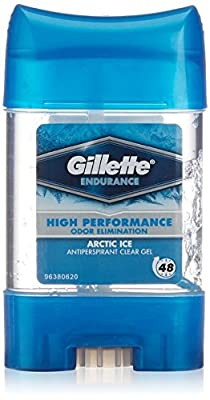 Gillette Artic Ice Deo