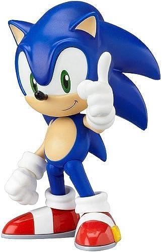 Good Smile C Sonic The Hedgehog NendGoldid 4 ch Poseable PVC Figure Sonic   (Japan Import)