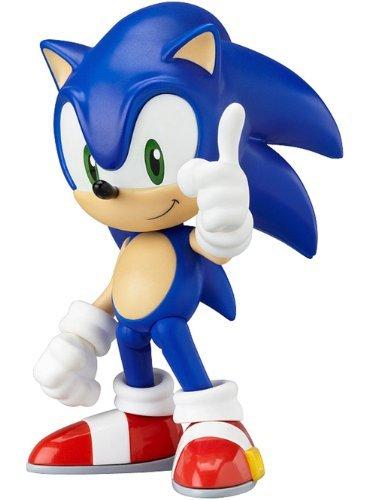 Figurine Nendoroid 'Sonic The Hedgehog' - Sonic The Hedgehog