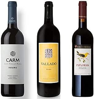 Vino Tinto Portugués Región Del Douro (3 Botelhas de 75 cl)