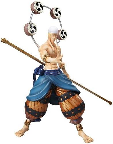 Megahouse One Piece Excellent Model P.O.P PVC Statue 1 8 NEO-DX God Enel 23 cm