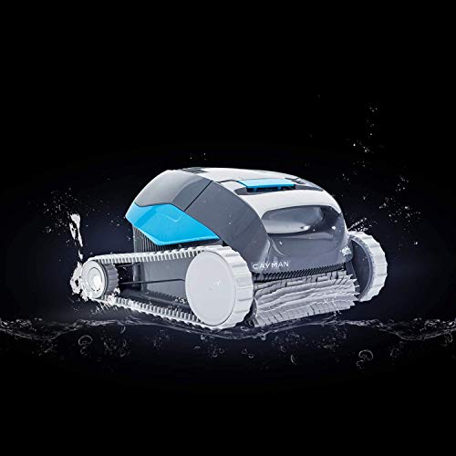 DOLPHIN Cayman Automatic Robotic Pool Cleaner with...
