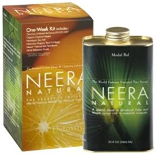 Neera Natural Two Week Pack, the Improved Stanley Burroughs Master Cleanser Diet.