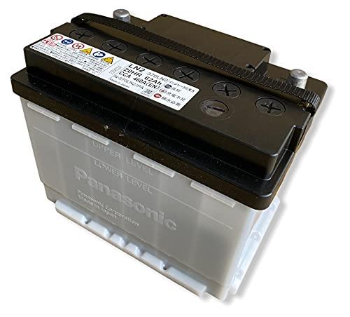 ノア、ヴォクシー、アルファード等のハイブリッド車補機用バッテリー (純正LN2に適合) パナソニック 日本製...
