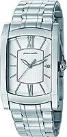 Pierre Cardin Pont Des Arts Homme - Reloj analógico de cuarzo para hombre, correa de acero inoxidable