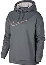Nike Womens Therma Swoosh Fleece Training Hoodie