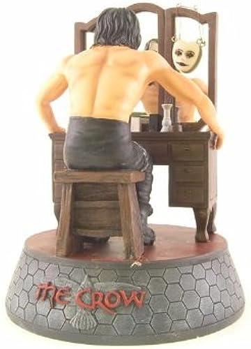 The Crow - Eric Driven Transformation 20cm Diorama Box
