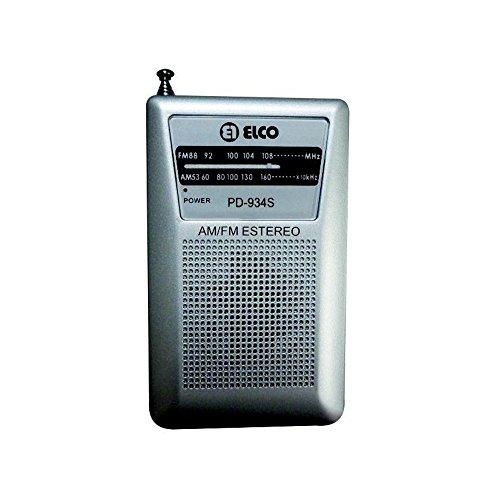 Elco PD934S Transistor, Plata