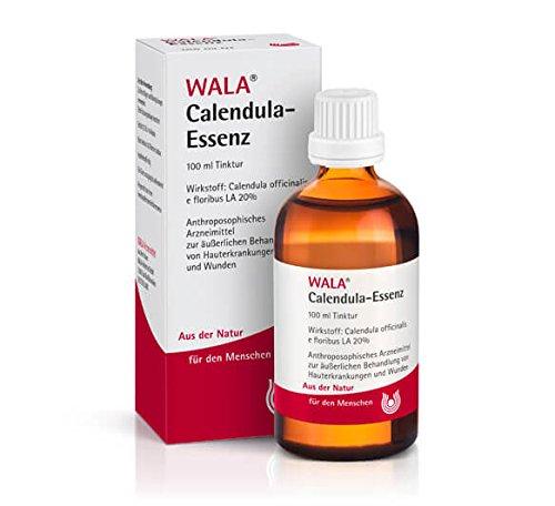 Calendula Essenz Spar-Set 2x100ml Tinktur: fördert die Wundheilung und beruhigt entzündete Haut