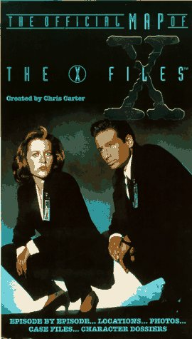 The Official Map of The X-Files