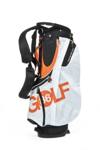 Golf36 Golfbag Standsack, orange, 100-AORANGE