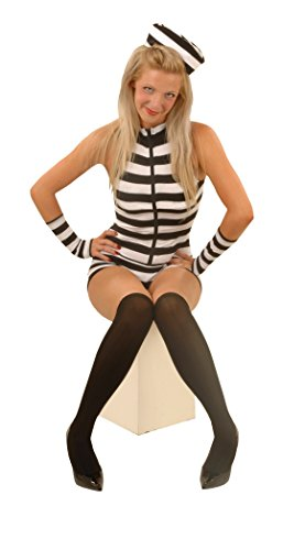 Roleplay Dames Womens Fancy Dress Up Outfit Volwassene Sexy Hen Night Party UK 8-20