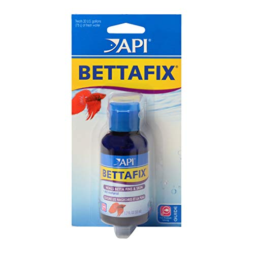 API Bettafix Betta Medication - 1.7 oz (93B)
