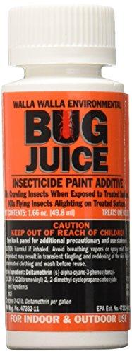 WALLA WALLA 156482 Walla 37005 1.66 oz. Bug Juice Paint Additive Treats 1G