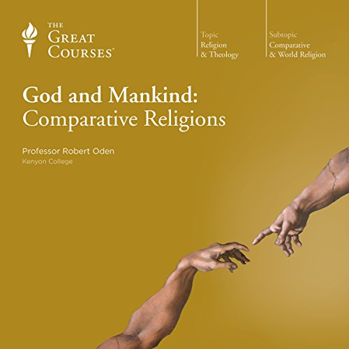 God and Mankind: Comparative Religions cover art