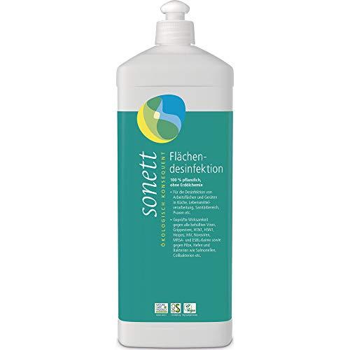 Sonett Bio Flächendesinfektion (6 x 1000 ml)