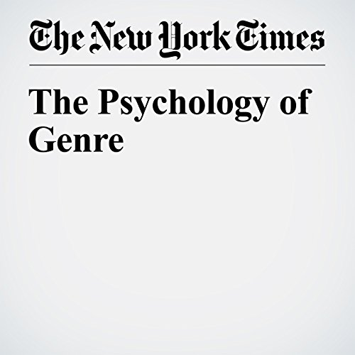 The Psychology of Genre audiobook cover art