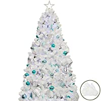 Busybee Artificial Christmas Tree with Decoration Ornaments. We offer prime quality artificial tree with plenty of ornaments to make you decorating task much easier. You can spend more time with your families instead of rushing to buy tons of decorat...