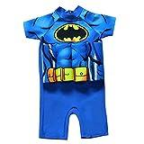 AMIYAN Kinder Jungen Float Suit Bojen-Badeanzug Niedlich Badeanzug mit Schwimmhilfe