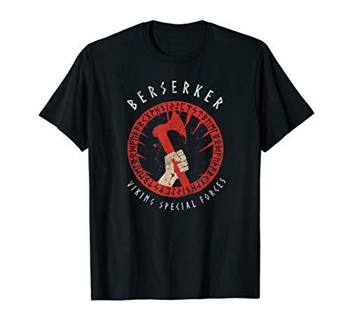 Berserker Viking Special Forces Odin Wotan Norse Krieger T-Shirt