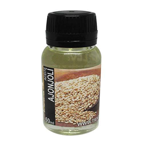 Aceite De Ajonjoli (125 ml) Cosmeticos. Alivia El Estres. Belleza y Bienestar. Relajante. Humectante. Hidratante. Buen sueño.Para Dormir.Artesanal