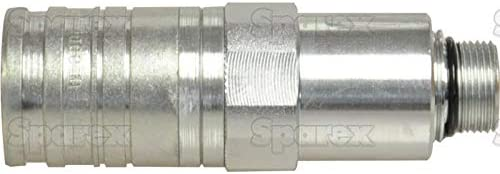Hydraulic San Francisco Mall Quick Release Rigid Mounted 1 Fe Coupling Break-Away 2 70% OFF Outlet
