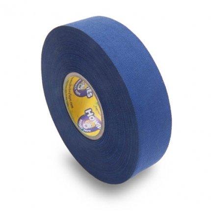 Schlägertape Profi Cloth Hockey Tape 25mm f. Eishockey farbig (royal blau), 23 m
