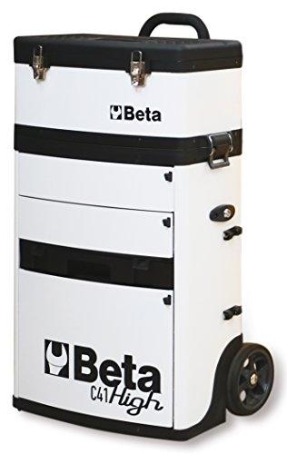 Beta C41H-W - Trolley mit zwei stapelbaren Modulen