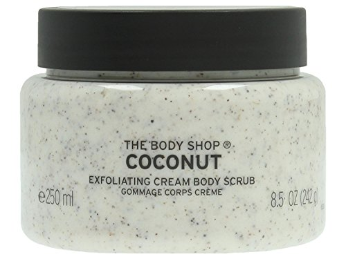The Body Shop Body Scrub Coconut, 1 x 250 ml