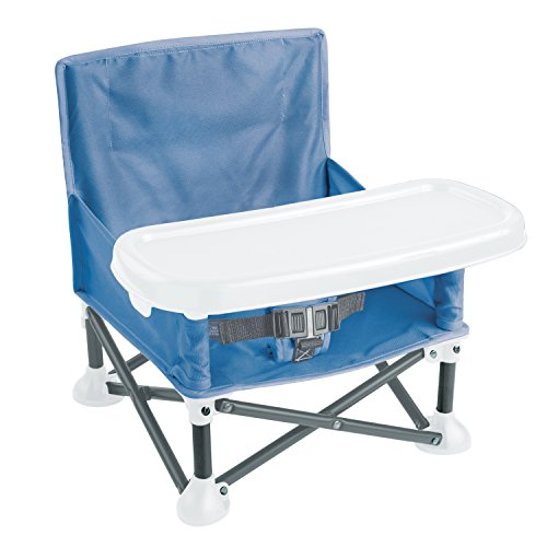 Why Should You Buy Summer Infant Pop N' Sit Booster, Blue