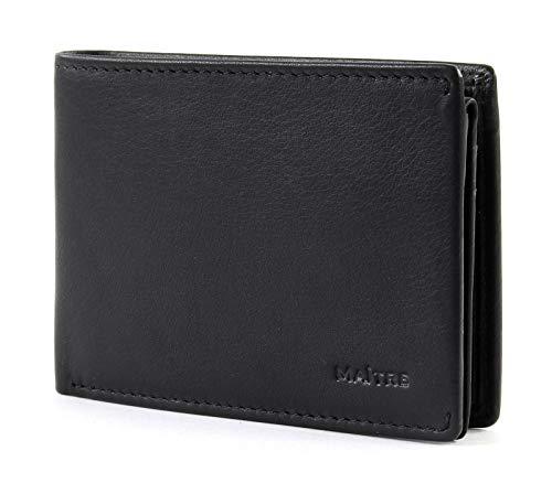 Maïtre Damen Brieftasche F3 aus Leder Billfold