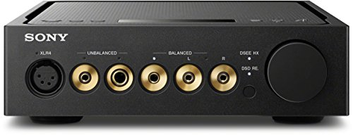 Sony TA-ZH1ES  High-Resolution Kopfhörerverstärker (S-Master HX, DSD Remastering  und DSEE HX Engines)