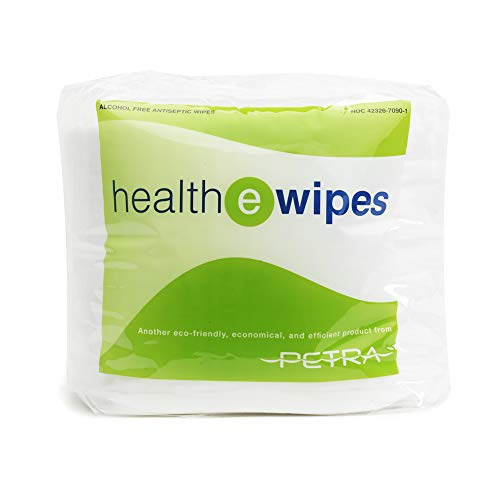 Antiseptic Personal Cleaning Wipes | 4000 Wipes/Roll | 4 Rolls/CSE | HealthEwipe Antiseptic Wipes