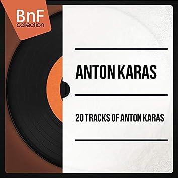 20 Tracks of Anton Karas (Mono Version)