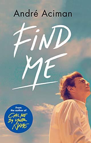 Find me: André Aciman