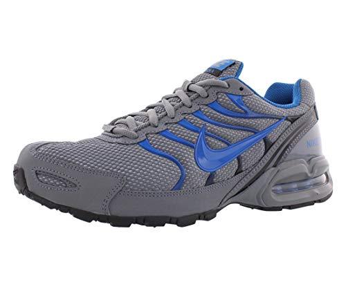 Nike Men's Air Max Torch 4 Running Shoe (12 D(M) US, Cool Grey/Military Blue/Black)