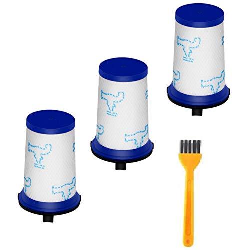 SNOWINSPRING Kit de Filtro HEPA para Rowenta Force 360 ??X-Pert RH9051 RH9057 RH9059 RH9079 RH9081 Piezas de Aspiradora