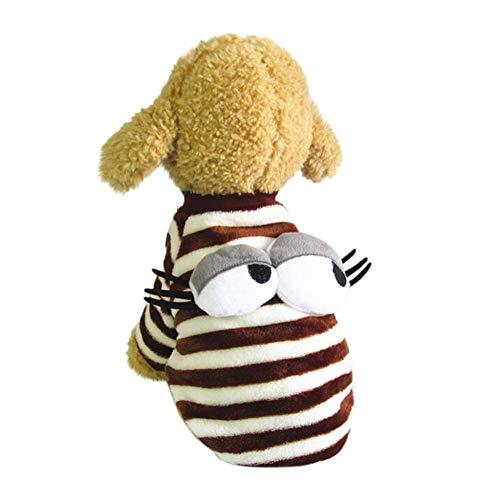 Haustier Hund Katze Winter Warm Rollkragen Sweatshirt Mantel KostüM Bekleidung Jacke Kleider Hoodies Jumper Zum HüNdchen Klein Mittel Groß Hunde Overall Kleidung