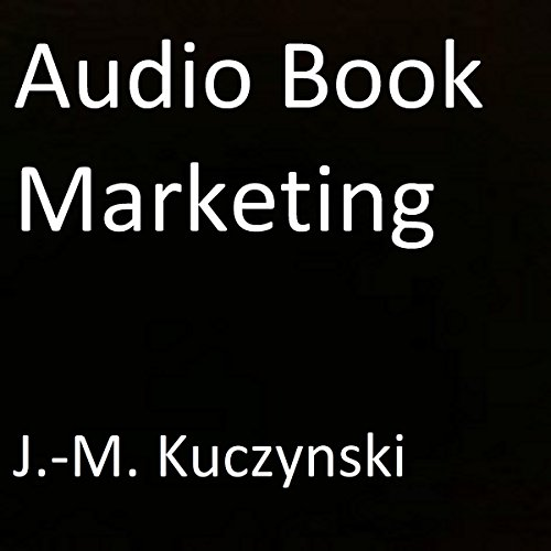 Audio Book Marketing cover art